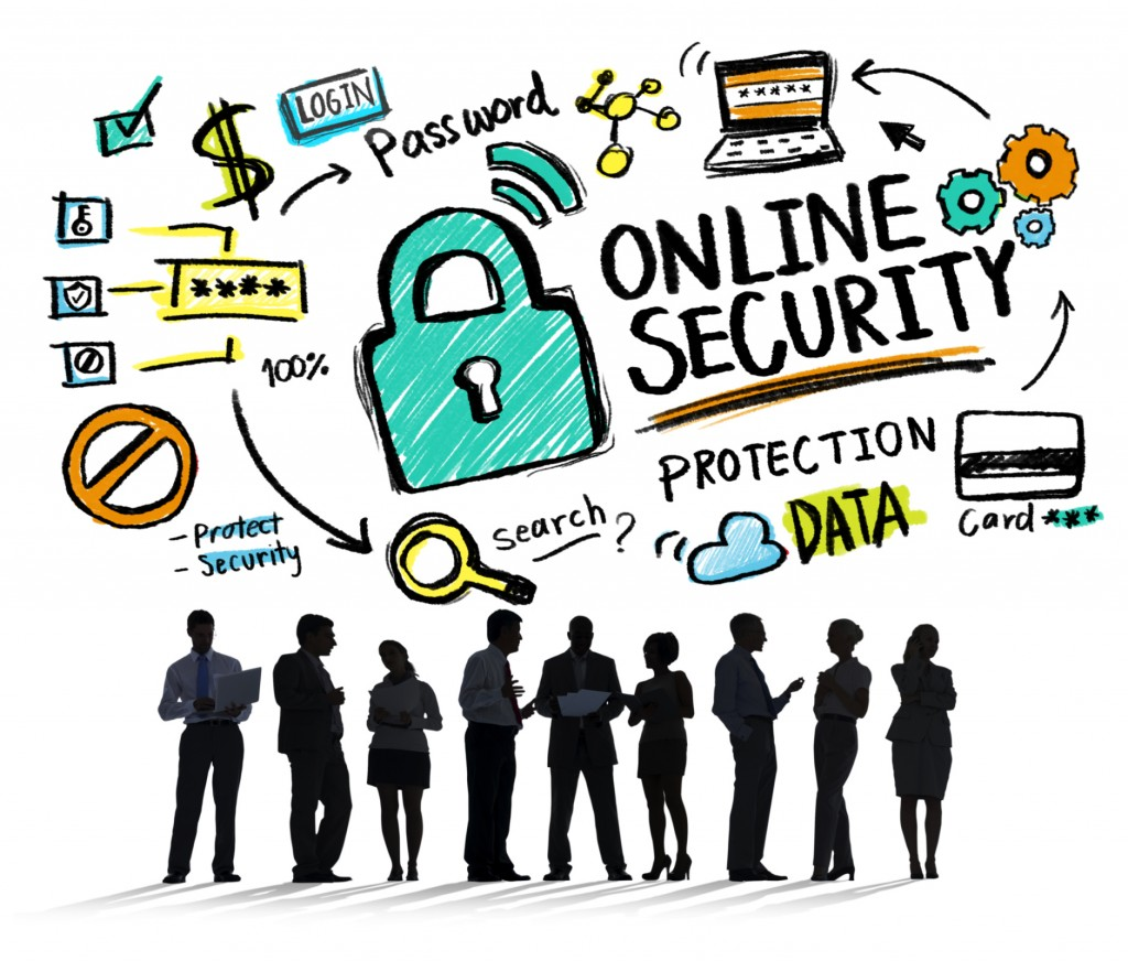 Online Security Protection Internet Safety